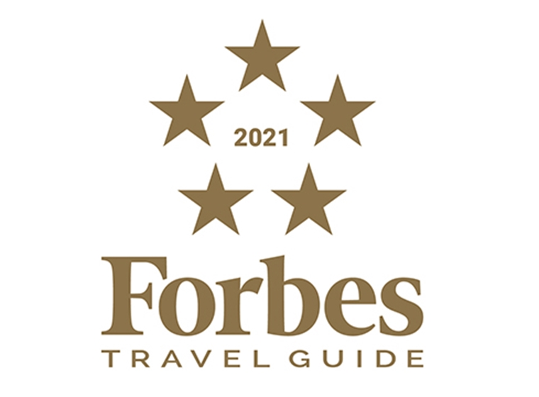Forbes Travel Guide Five-Star award